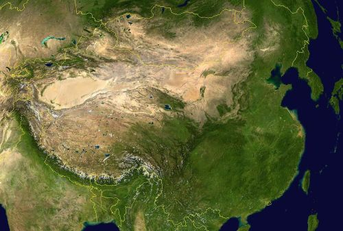 china-satellite
