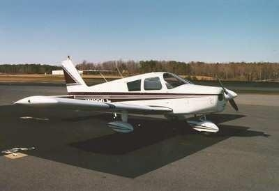 PiperCherokee-PA28-140-N-Obscured