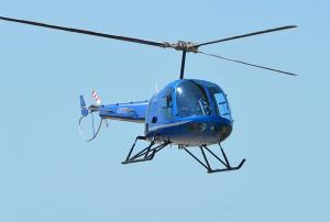 Enstrom-TH180-Flight